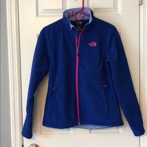 North Face Women's Apex Jacket-Medium